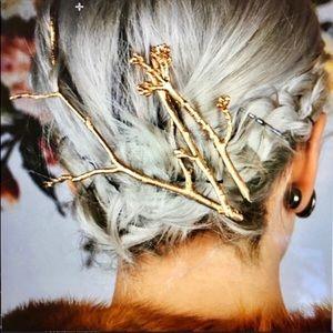 Anthro Lil' Twig Hair Pins